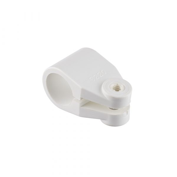 Knuckle 20mm Nylon White